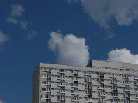 blok w Warszawie