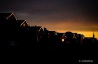 Osiedle domków jednorodzinnych