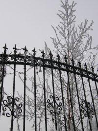 brama wjazdowa